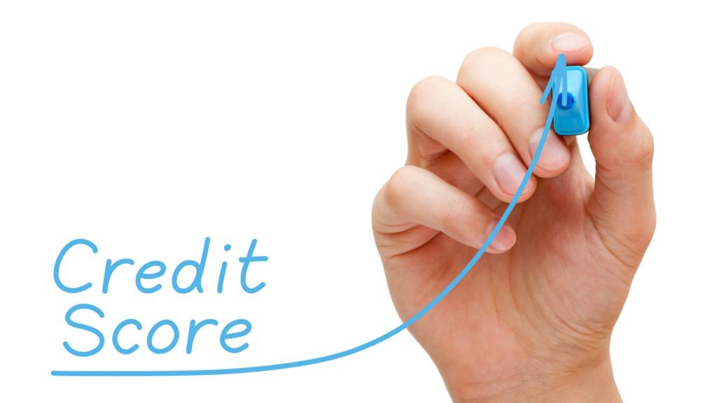 increase credit rating